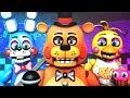 ПЯТЬ НОЧЕЙ С ФРЕДДИ 2  #1 Игра мультик не для детей Five Nights at Freddy's #Мобильные игры