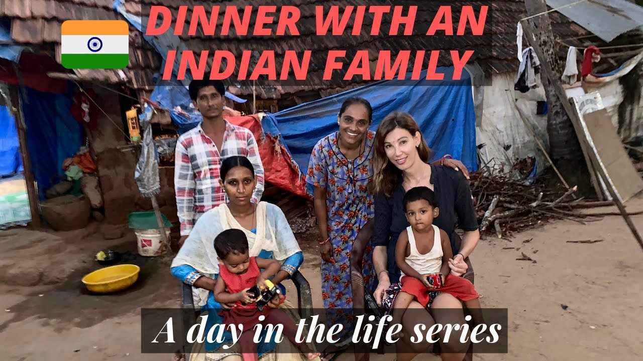 Dinner With An Indian Family During Lockdown I A Day In The Life