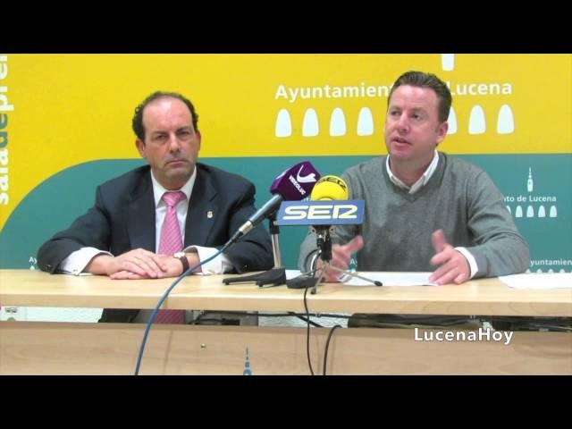 """VÍDEO-NOTICIA: El PP advierte de que en el PDM se podría estar incurriendo """"en una cesión ilegal de trabajadores"""""""
