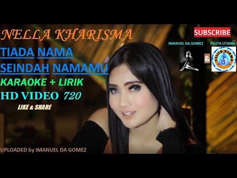 N K Tiada Nama Seindah Namamu KARAOKE + LIRIK