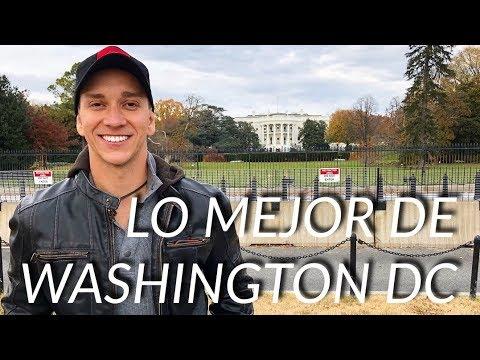 ¿QUÉ VISITAR EN WASHINGTON DC? - Oscar Alejandro