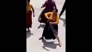 Adana Cono Aşireti Kadınları kavga