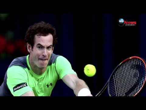British tennis player Andy Murray defeated by Borna Coric in Quarterfinal Match, Dubai