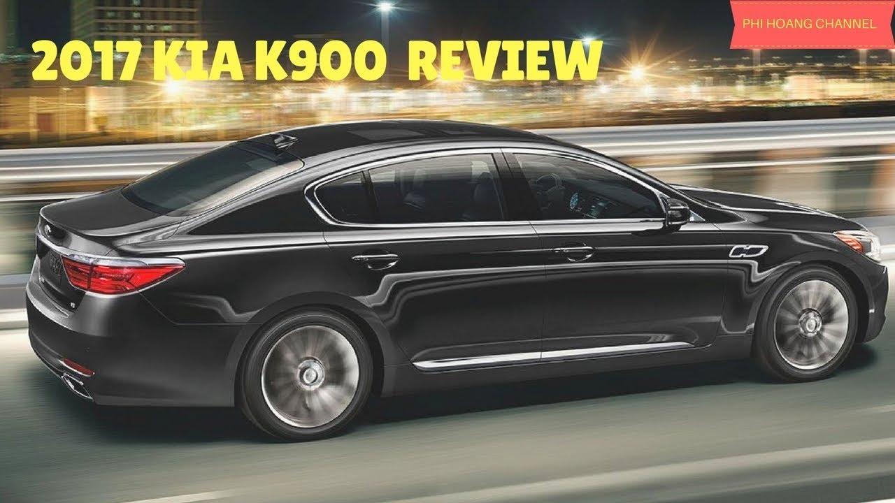 2017 Kia K900 Black Review Best Cars 2018 Luxury Auto Safety