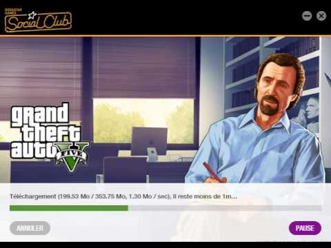 Rockstar Social Club Launcher