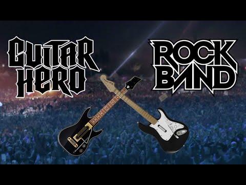 Guitar Hero Live vs Rock Band 4? Who Will Win? Round 1 ...
