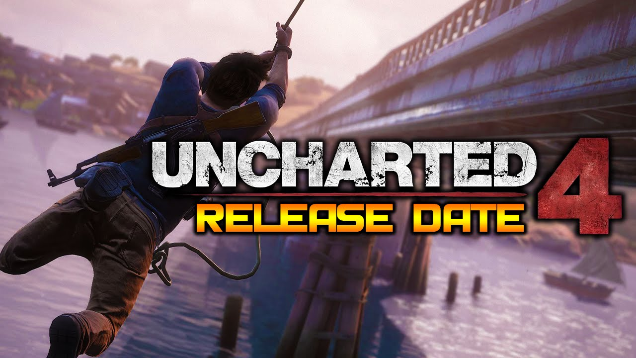 Uncharted 5 release date in Sydney