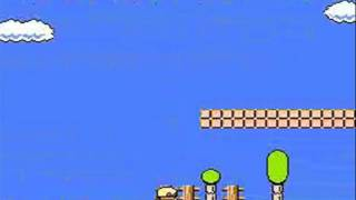 NES Pocket Maero (SMB1 Hack) by 0978