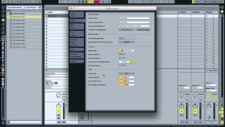 Ableton Live Lessons 101, Basics of Session View.