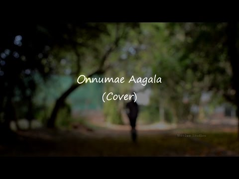 Onnume Aagala - Video Song | Anirudh Ravichander | Vignesh ShivN | WeeJae Studios
