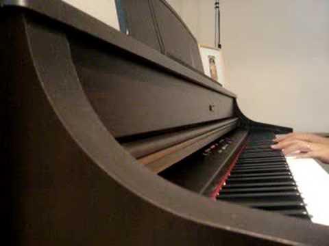 White Houses piano