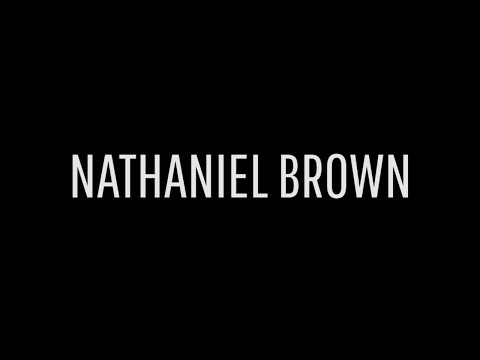 21 NATHANIEL BROWN  IN THE MAKING...