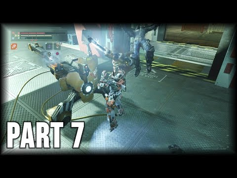 The Surge - 100% Walkthrough Part 7 [PS4] – Central Production B (3rd Visit)