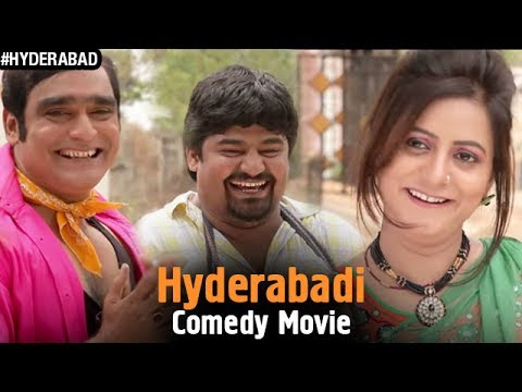 Hum Hain Chaar Shaney Hyderabadi Comedy Movie | Hyderabadi Comedy Movies | Hindi Comedy Films