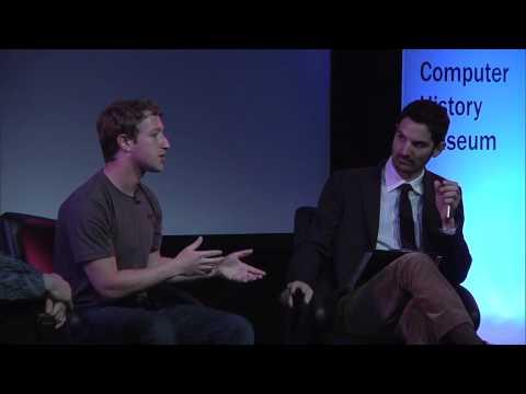 CHM Revolutionaries: Facebook Effect- Author David Kirkpatrick & FB