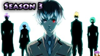 WTF NO! - Tokyo Ghoul Season 3 Announcement for 2016 Rumor