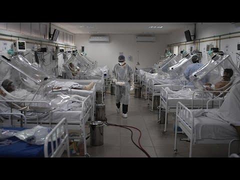 Более тысячи инфицированных коронавирусом умерли за 24 часа…