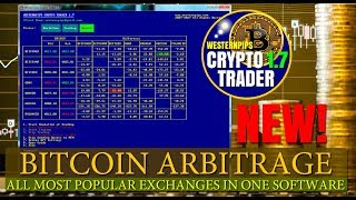 Bitcoin arbitrage auto trading bot: cryptocurrency arbitrage trading and bitcoin earning
