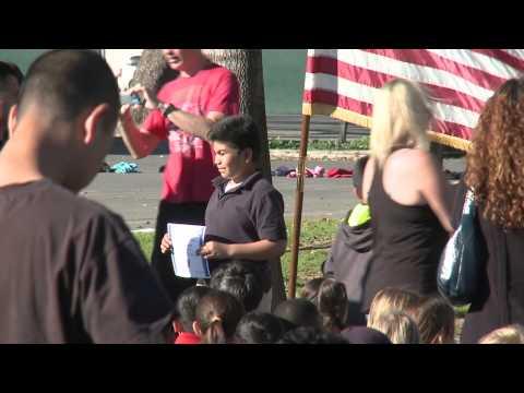 Marcos Delgado - 012315 Math Award - Emerson Parkside Academy