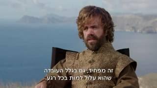 משחקי הכס נחשפים - על פרקים 1+2 של עונה 6