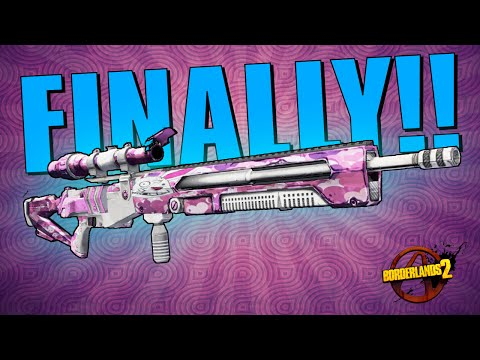 BORDERLANDS 2 - COBRA!! ONE OF THE RAREST DROPS IN THE GAME - LIVE REACTION!
