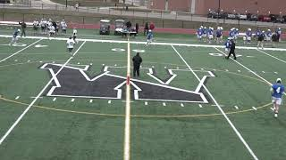 Acton Boxborough Varsity Boys Lacrosse vs Westwood 4/12/18