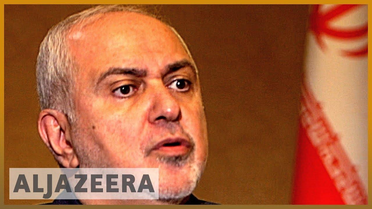 Analysis: Iran's FM Zarif says US presence threatens Gulf - Al Jazeera English