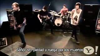 Bring Me The Horizon - Crucify Me (Exclusive Performance Yahoo music live) Sub. español.