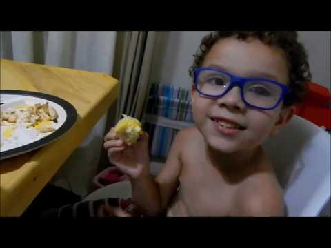 Vlog L Preparando A Janta Das Crianças L Tathi Fulber