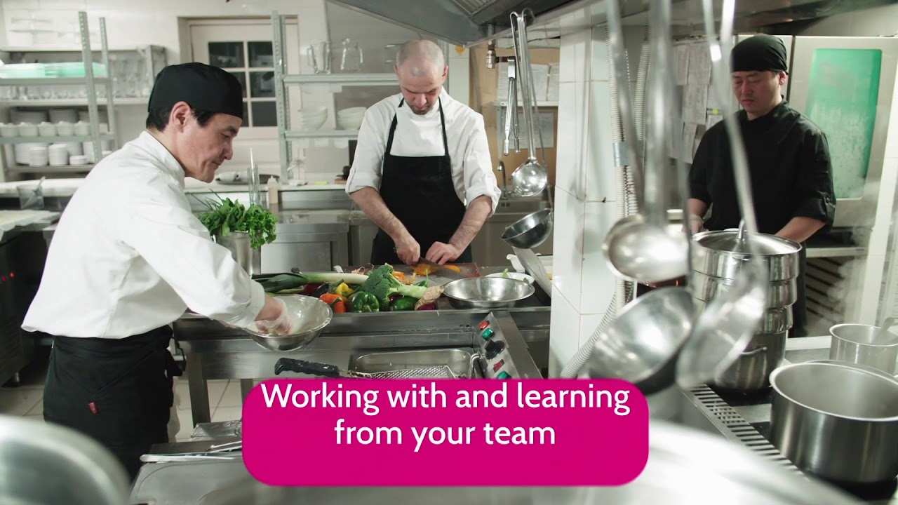 How To Become A Kitchen Assistant Career Guides Blue Arrow