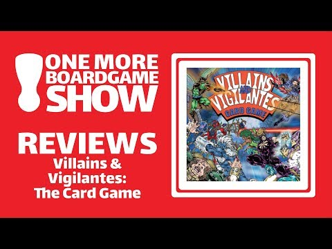 Review - Villains and Vigilantes