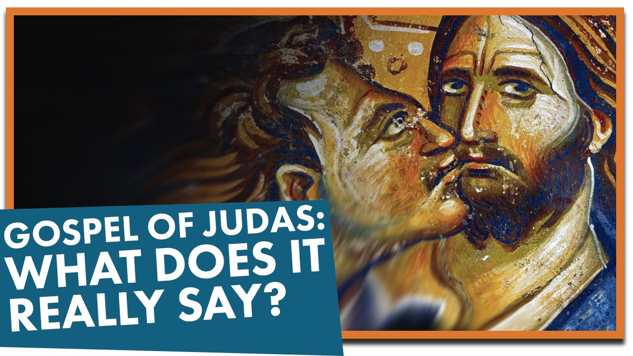 gospel of judas what does it really say youtube