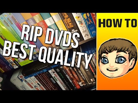 How to Rip DVDs for FREE in the BEST Quality in Ubuntu // Ubuntu Tips & Tricks