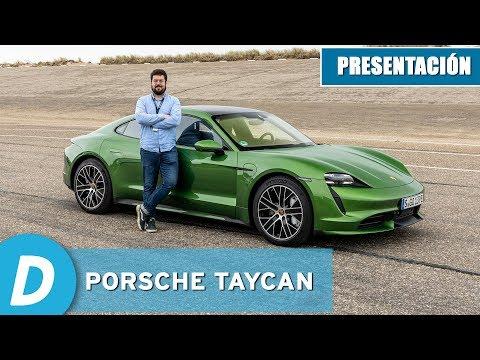 ¡Conducimos el nuevo Porsche Taycan!   Primera prueba   Review en español   Diariomotor