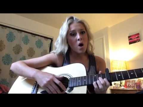 All of Me by John Legend (Kayla Vickers Cover)