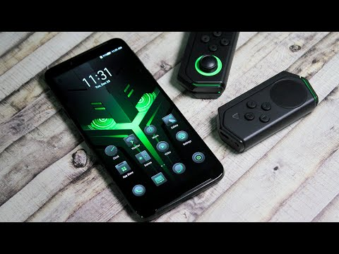[Hands On] Xiaomi Black Shark Helo 10GB RAM - built for gamers!