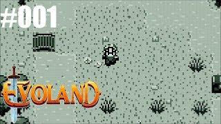 Gameboy Grafik auf der Playstation - Evoland #001