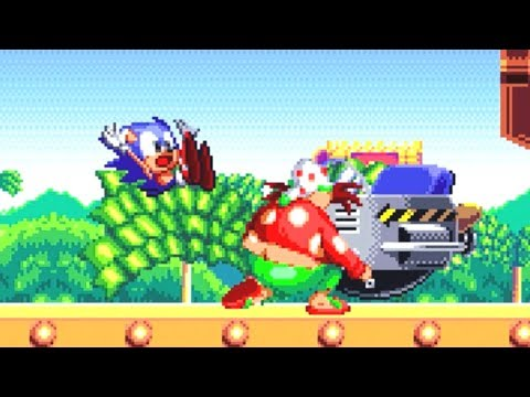Sonic Overture Playthrough (Sonic Fangame) |