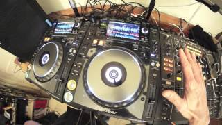 dj transition at the break tutorial double drop in house music