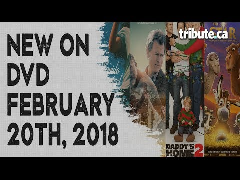 New on DVD - February 20th 2018