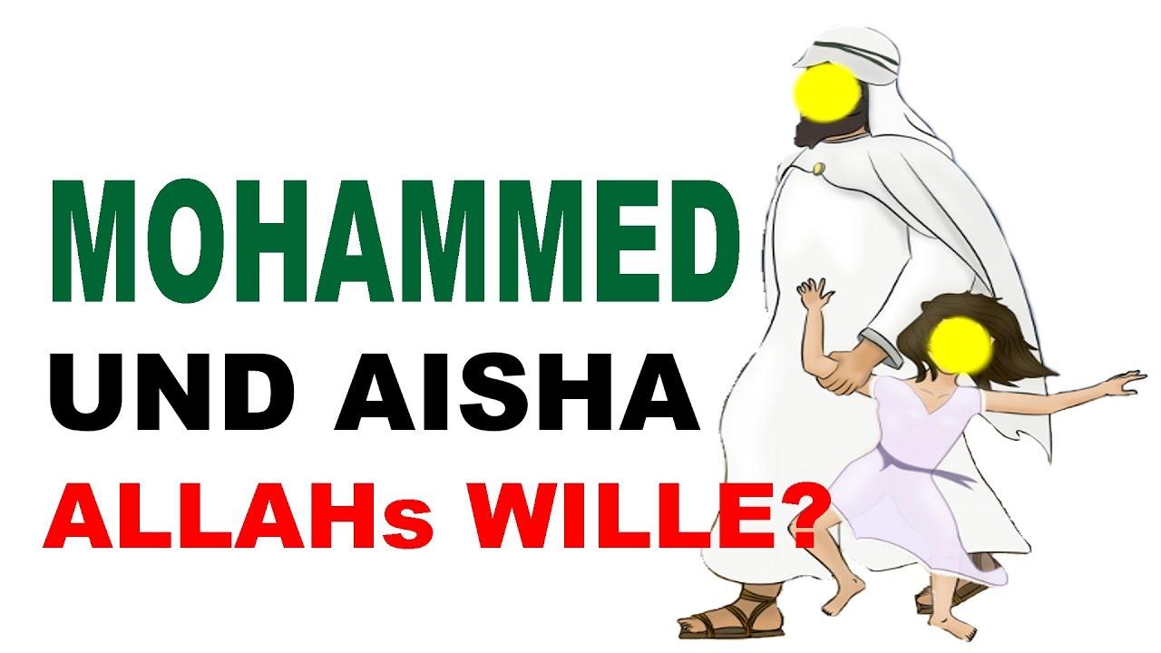 Bildergebnis für bilder von mohammed und aischa
