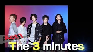 【ROAD TO EX 2018】The 3 minutesライブ (First Stage@TSUTAYA O-nest 第4回)
