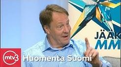 Huomenta Suomi: Hannu Aravirta ja NHL-pelaajien tärkeys