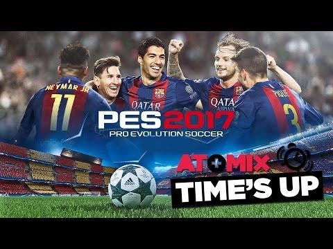 #AtomixTime'sUp – Reseña Pro Evolution Soccer 2017
