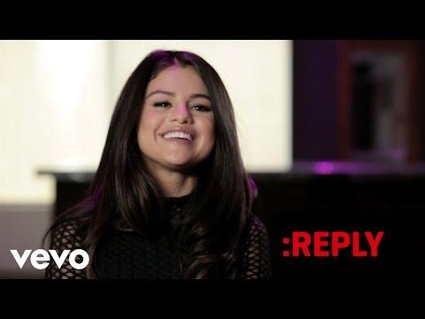 Selena Gomez - ASK:REPLY (Part 2)