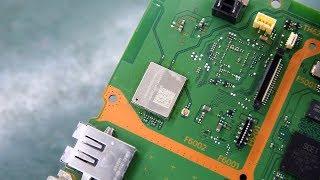 تغيير قطعة الواي فاي او البلوتوث للبلايستيشن 4 PS4 1200 Bluetooth Wifi Replacement By ALZAABI
