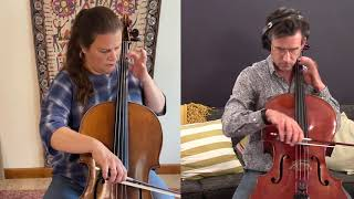 F.A. Kummer Cello duet