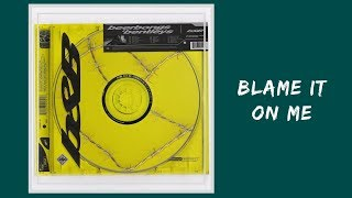 [4.56 MB] Post Malone - Blame It On Me (Lyrics)
