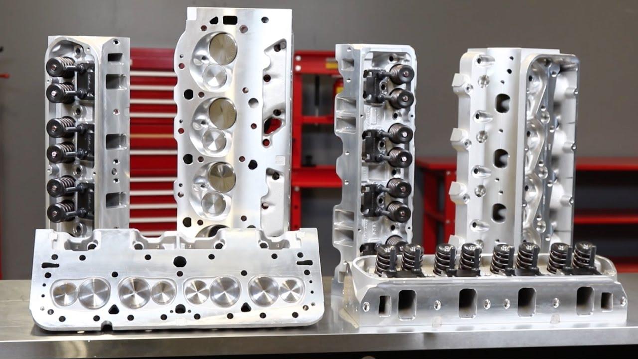 1967-1991 AMC V8 Edelbrock Performer RPM Aluminum Cylinder