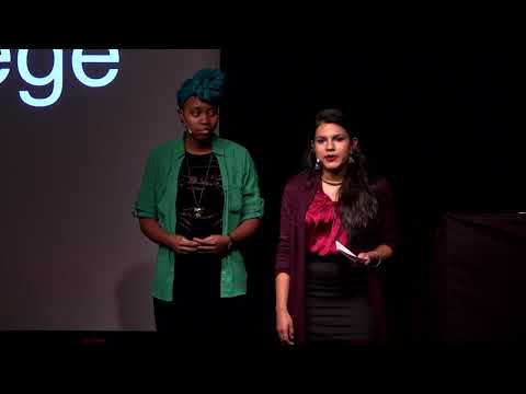 Traveling as WOC  Myhana Kerr, Aarohi Narain, Dylan Jekels & Becky Githinji  TEDxMacalesterCollege